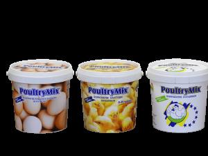 Poultry Mix 1kg