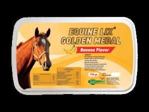 Equine Golden Medal Bannana