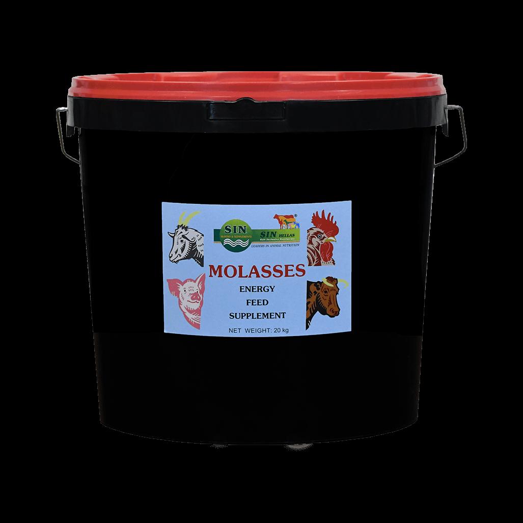 Molasses bucket 12