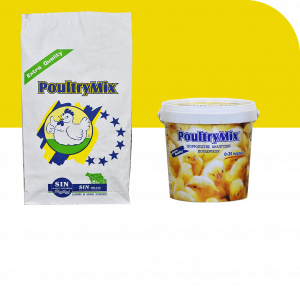 PoultryMix Broilers (0 – 14 days)