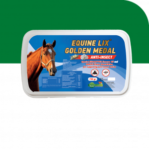 EQUINE LIX GOLDEN MEDAL (Anti – Insect)