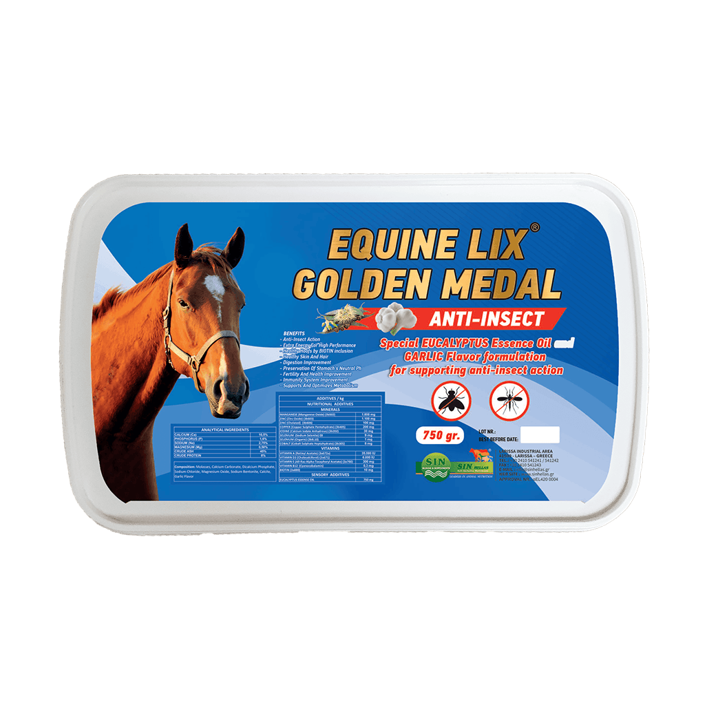 equine lix golden medal anti insect2