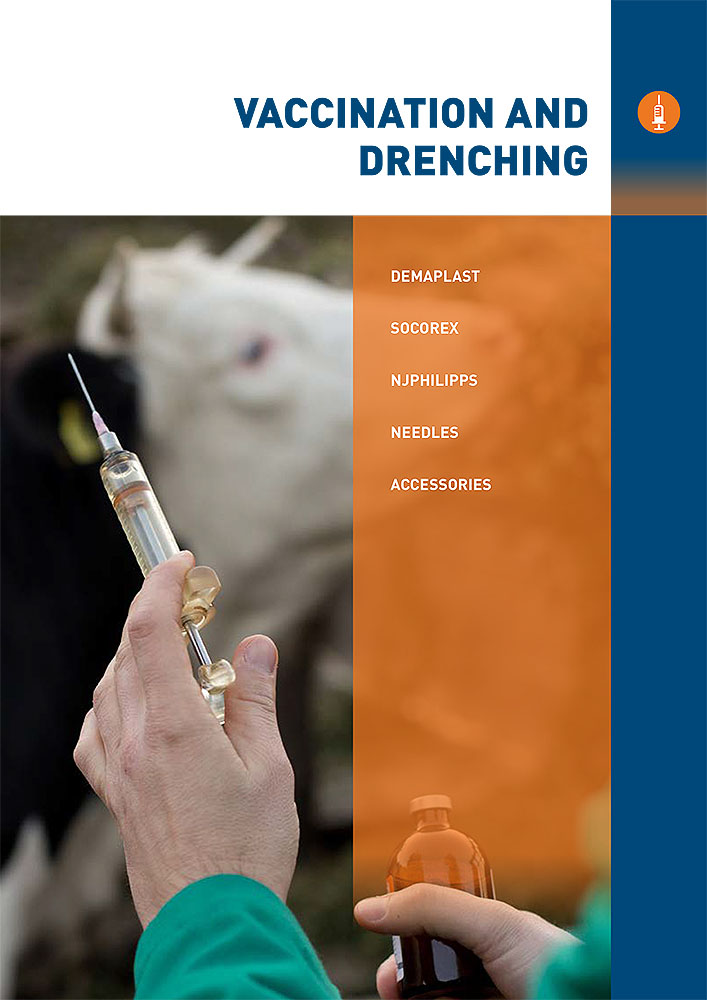 vaccination & drenching